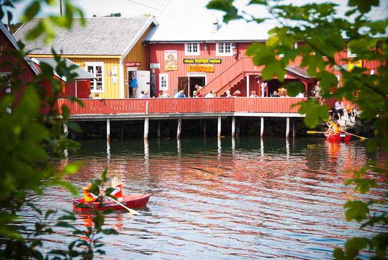 Hopsjøbrygga (Foto: Stein Olav Sivertsen)