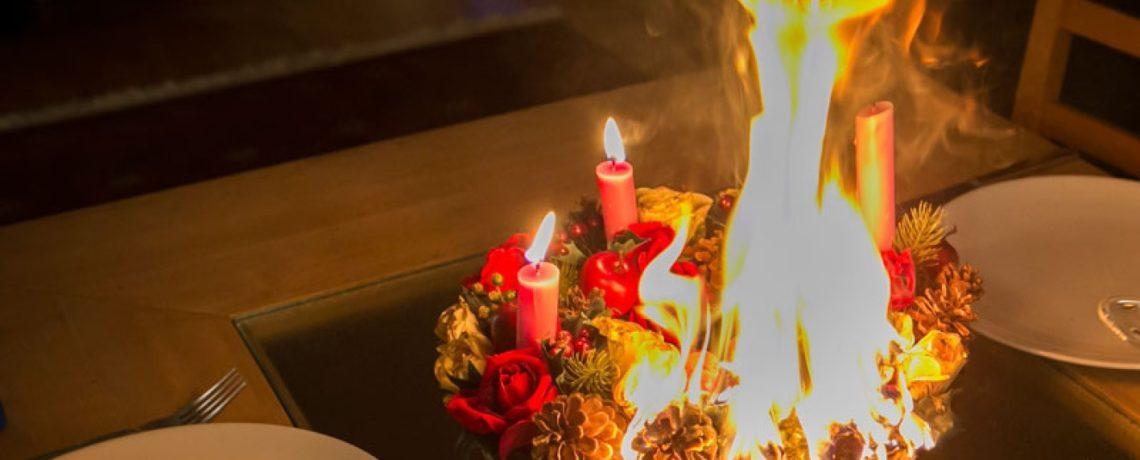 En god, trygg og brannsikker julefeiring
