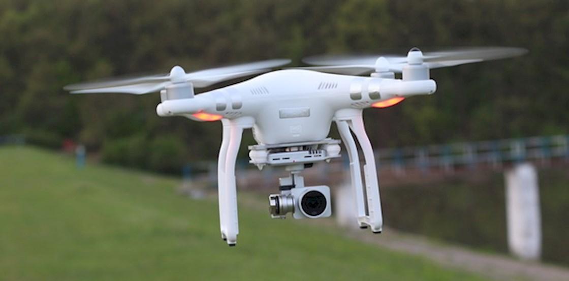 Regler for bruk av droner - Hitra