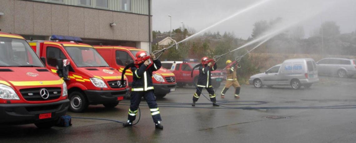 Åpen dag på Fillan brannstasjon