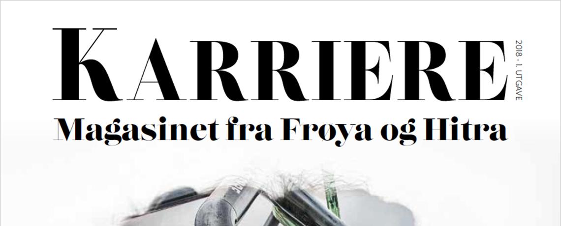 Karrieremagasinet fra Frøya og Hitra
