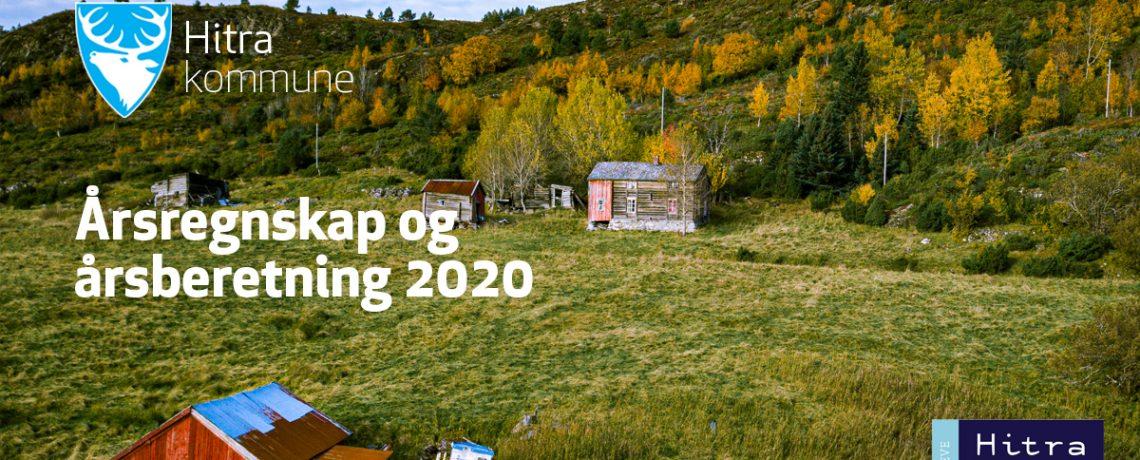 Årsregnskap og årsberetning 2020